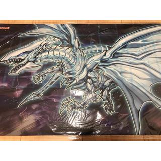 遊戯王 - 遊戯王 青眼の亜白龍 ブルーアイズオルタナティブホワイトドラゴン プレイマット
