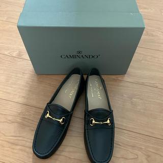 シンゾーン(Shinzone)のCAMINANDO ビットローファー(ローファー/革靴)