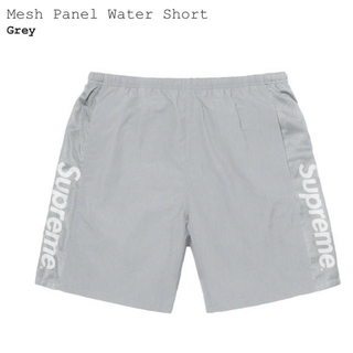 シュプリーム(Supreme)の【AT LOVE様専用】Mesh Panel Water Short Mサイズ(水着)