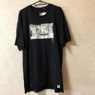 UNIQLO - UNIQLO オーバーサイズ半袖Tシャツ スヌーピー