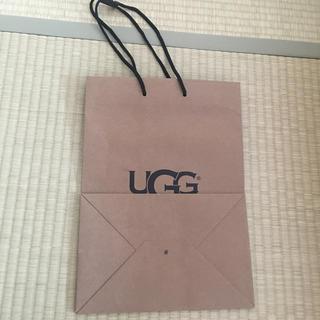UGG - アグ UGG  コーチ ショップ袋 新品未使用