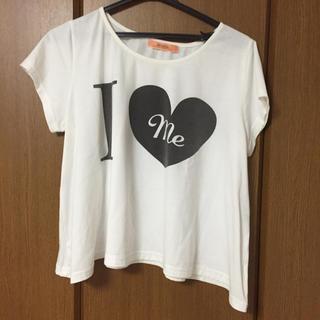 ダズリン(dazzlin)のダズリンディーシャツ(Tシャツ/カットソー(半袖/袖なし))