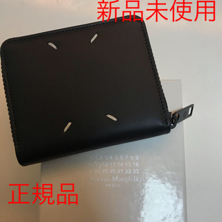 マルタンマルジェラ(Maison Martin Margiela)のMaison Margiela マルジェラ 二つ折り 財布 新品未使用 (折り財布)