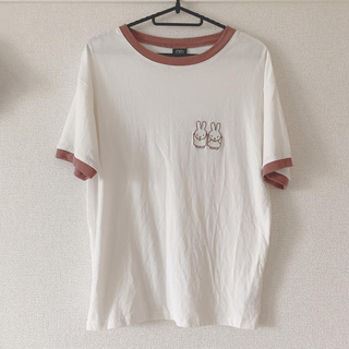 SPINNS - miffy  Tシャツ