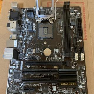 マザーボード gigabyte ga h81m hd3 lga1150ジャンク