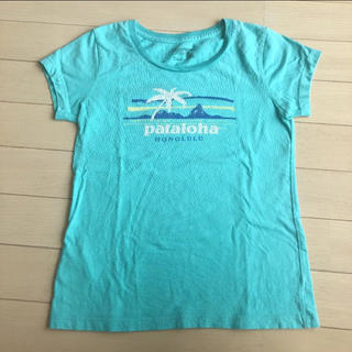 patagonia - ★ハワイ限定★ patagonia Hawaii Tシャツ キッズ Sサイズ