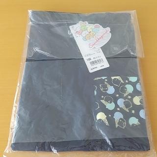 サンエックス(サンエックス)の150  ユニクロ すみっコぐらし 半袖Tシャツ ネイビー(Tシャツ/カットソー)