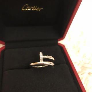 カルティエ(Cartier)のカルティエ ジュストアンクルリング 11号(リング(指輪))