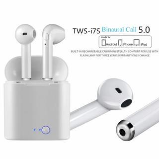【新品】ワイヤレスイヤホン i7S TWS bluetooth