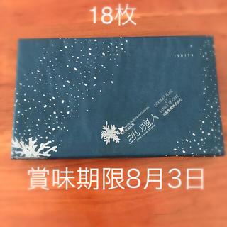 石屋製菓 - 白い恋人18枚