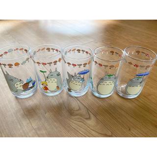 ジブリ - となりのトトロ ガラスコップ