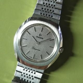 ラドー(RADO)のラドー エレガンス 薄型 二針 手巻き(腕時計(アナログ))