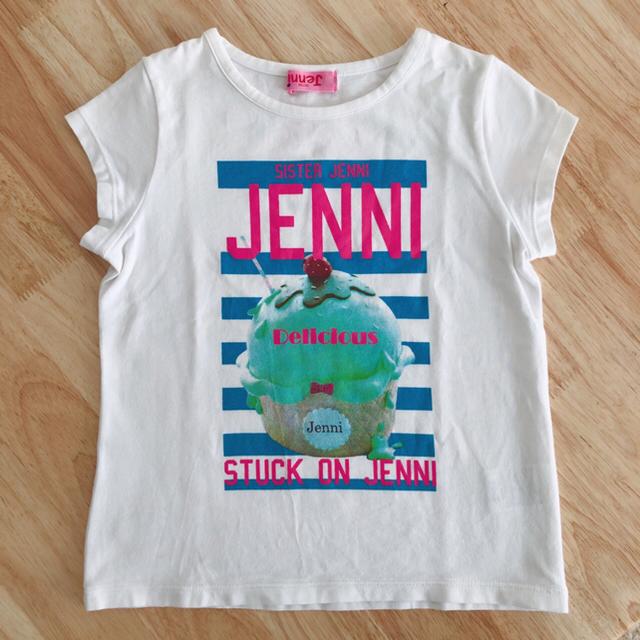 JENNI(ジェニィ)のsister jenni Tシャツ キッズ/ベビー/マタニティのキッズ服女の子用(90cm~)(Tシャツ/カットソー)の商品写真