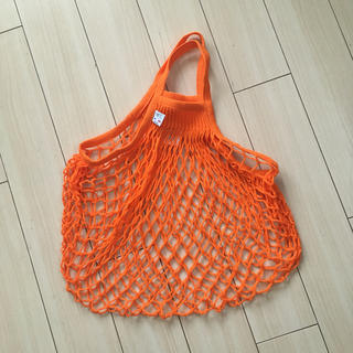 JOURNAL STANDARD - filt ネットバッグ オレンジ