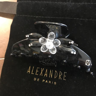 Alexandre de Paris - アレクサンドルドゥパリ  ヘアクリップ