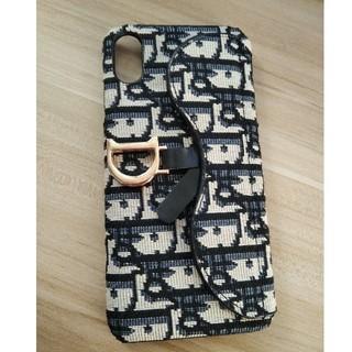 クリスチャンディオール(Christian Dior)のiPhone xs用ケース(iPhoneケース)