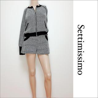 Settimissimo ジャケット パンツ セットアップ 2点 SET コーデ