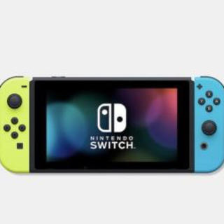Nintendo Switch - Nintendo Switch  Lネオンイエロー✖️Rネオンブルー新品 未開封