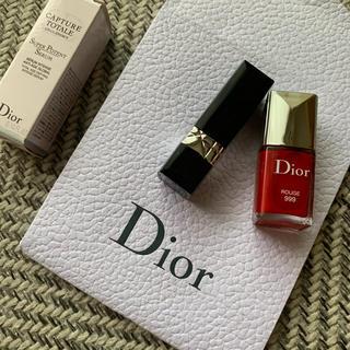 Dior - ディオール バースデーギフト サンプル