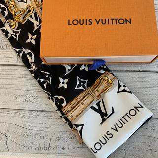 ルイヴィトン(LOUIS VUITTON)のヴィトン スカーフ(バンダナ/スカーフ)