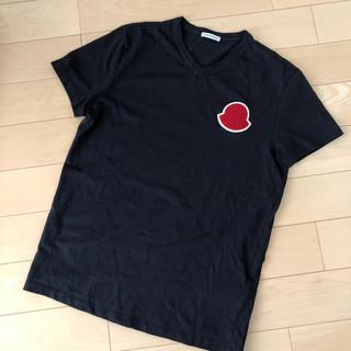 MONCLER - Tシャツ モンクレール メンズ ネイビー