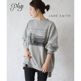 Plage - 【JANE SMITH× Plage】PHOTO SWEAT   Plage別注