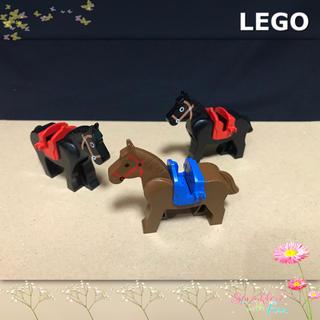 Lego - LEGO 動物 馬 ホース 馬具