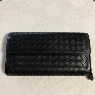 ボッテガヴェネタ(Bottega Veneta)の美品♡BOTTEGAVENETA ボッテガヴェネタの長財布(財布)
