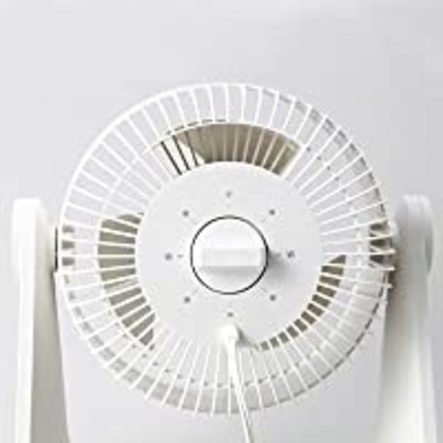 MUJI (無印良品)(ムジルシリョウヒン)の新品!無印良品 サーキュレーター スマホ/家電/カメラの冷暖房/空調(サーキュレーター)の商品写真
