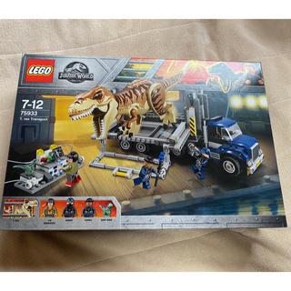 Lego - 正規品、新品、未開封 レゴ ジュラシックワールド 75933
