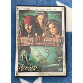 ディズニー(Disney)のパイレーツ・オブ・カリビアン/デッドマンズ・チェスト('06米)〈2枚組〉(外国映画)