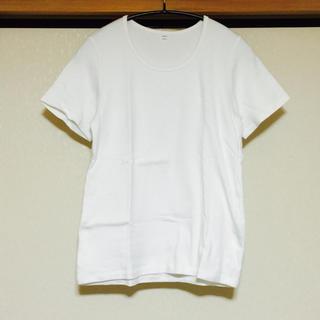 ムジルシリョウヒン(MUJI (無印良品))のストレッチTシャツ(Tシャツ(半袖/袖なし))