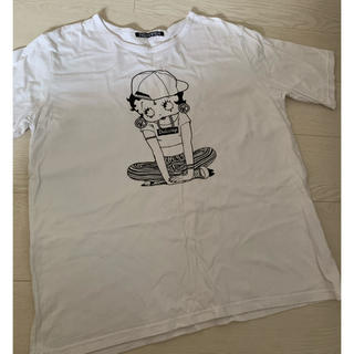 フィグアンドヴァイパー(FIG&VIPER)のFIG&VIPER ベティーちゃん Tシャツ(Tシャツ(半袖/袖なし))