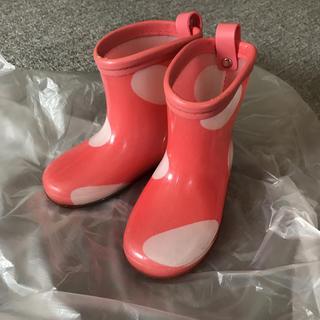 アンパサンド(ampersand)の長靴 レインシューズ 14cm(長靴/レインシューズ)