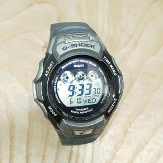 ジーショック(G-SHOCK)のCASIO  G-SHOCK GW-500J 電波ソーラー 美品(腕時計(デジタル))