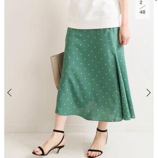 IENA - 新品タグ付 イエナ❤︎ ランダムパネルスカート