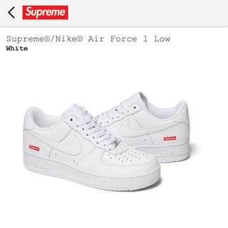 Supreme - シュプリーム Supreme Nike Air Force 1 Low US8