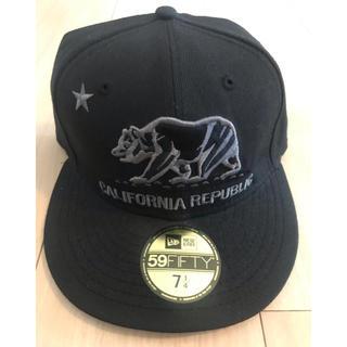 NEW ERA - California Republic ロゴ New Era Cap
