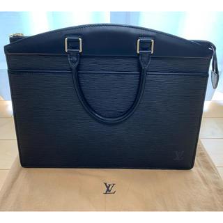 ルイヴィトン(LOUIS VUITTON)の未使用⭐︎ルイヴィトン エピ バック リヴィエラ 黒×ゴールド金具(ビジネスバッグ)