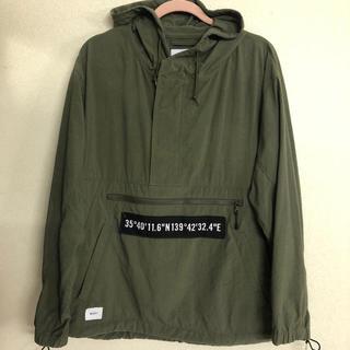 W)taps - wtaps 19ss sbs jacket Mサイズ 名作アイテム