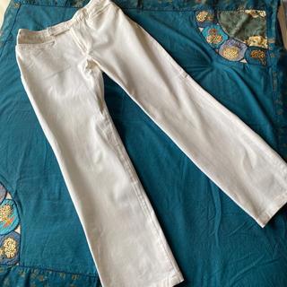 ラルフローレン(Ralph Lauren)のお値下げ ラルフローレン ブラックレーベル ホワイト パンツ(カジュアルパンツ)