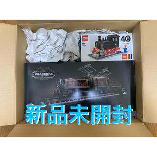 Lego - レゴ   クロコダイル電気機関車 10277 40370