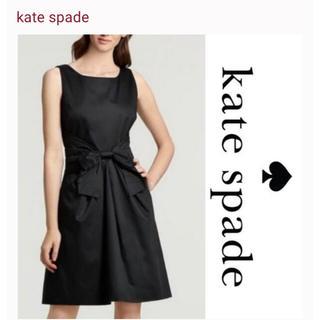 kate spade new york - Kate spade 黒 ワンピース