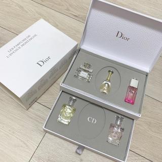 ディオール(Dior)のMiss Dior香水セット(香水(女性用))