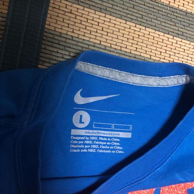 NIKE(ナイキ)のNIKE ナイキ Tシャツ レディースのトップス(Tシャツ(半袖/袖なし))の商品写真