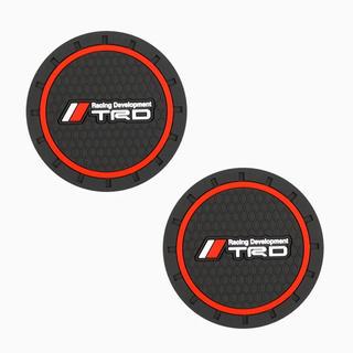 トヨタ - TRD  ドリンクホルダー  コースター 2個セット 新品