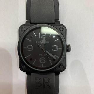 Bell & Ross - 自動巻 オールブラック 高品質腕時計 プラス木製時計