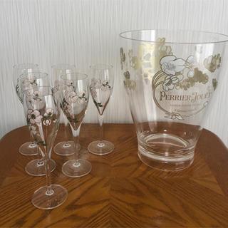 エポック(EPOCH)のベルエポックシャンパングラス&シャンパンクーラー(グラス/カップ)
