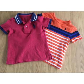 ラルフローレン(Ralph Lauren)のポロシャツ Tシャツ  2セット Ralph Lauren 18m, 24m(その他)