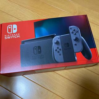 Nintendo Switch - Nintendo Switch 本体 グレー 新品
